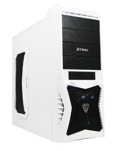 OCHW Home, Office, Gaming PC COMPUTER, Multimedia, Desktop, HOME, PC, Computer, 4.4GHz AMD FX 4170 QUAD CORE BULLDOZER CPU, 1GB ATI RADEON HD 7750 Graphics Card HDMI, VGA, DVI, 1TB HDD Hard Drive, 8GB DDR3 RAM, USB 3.0, Windows 8 64BIT