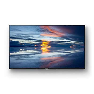 Sony Bravia KLV-49W752D  125 cm (49 inches) Full HD LED Smart TV (Black)