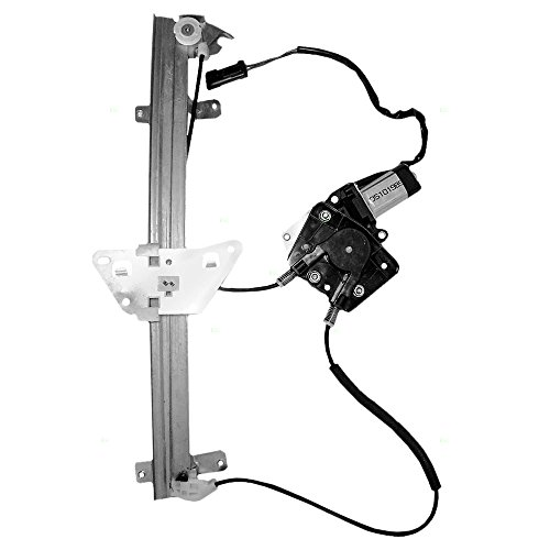 Drivers Front Power Window Lift Regulator with Motor Assembly Replacement for Dodge Pickup Truck 55362921AB (Durango Window Regulator compare prices)