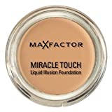 Max Factor Miracle Touch Liquid Illusion Foundation - Sand 60 11.5g
