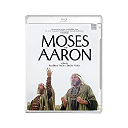 Moses and Aaron [Blu-ray]