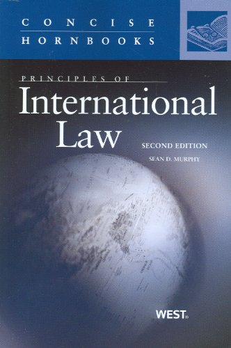 Principles of International Law, 2d (Concise Hornbook Series)