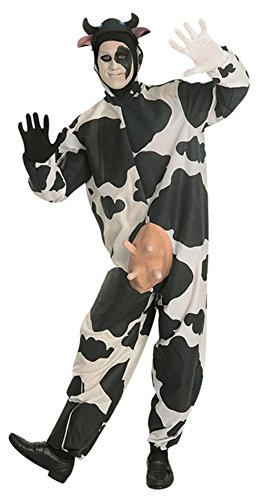 Comical Cow Costume Adult Cow Suit 15225