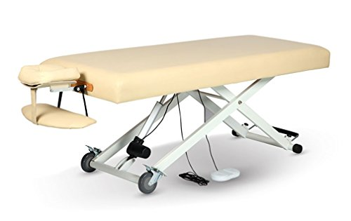 Salon Gym Body Work Physical Therapy SPA Therapist Durable Power Electric Functional Massage Table FREE Accessories