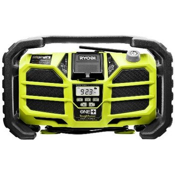 Factory-Reconditioned Ryobi ZRP745 ONE Plus 18V ToughTunes Radio / Charger
