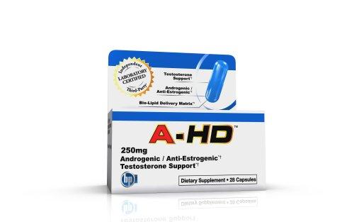 A-hd testosterone