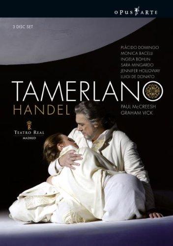Tamerlano (Domingo-Bacelli-Mccreesh) - Handel - 3DVD