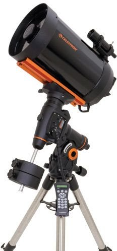 "Celestron Cgem 1100 - 11"" Sct Telescope On Cgem Equatorial Mount 11099"