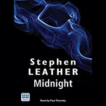 Midnight Audiobook by Stephen Leather Narrated by Paul Thornley