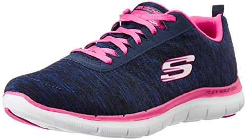 skechers-flex-appeal-20-zapatillas-de-deporte-para-exterior-mujer-azul-nvpk-38-eu