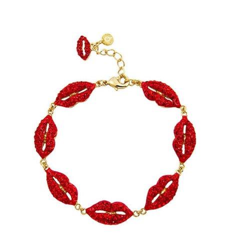 Marilyn Monroe Sexy Kiss Lips Bracelet