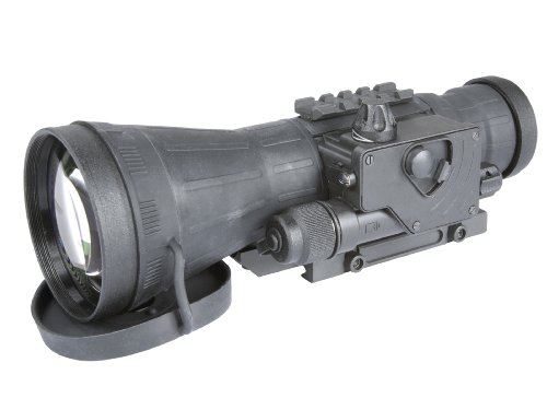 Armasight Co-Lr 3 Bravo Mg Night Vision Long Range Clip-On System Gen 3 With Manual Gain