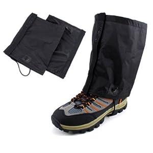 KingTECH Outdoor Leg Cover Camping Hiking Waterproof Sandproof Mountain Nylon Legging... by KingTech
