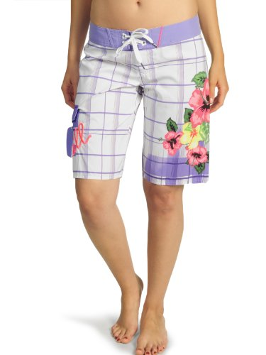O'Neill Boardshorts (28, white/purple)