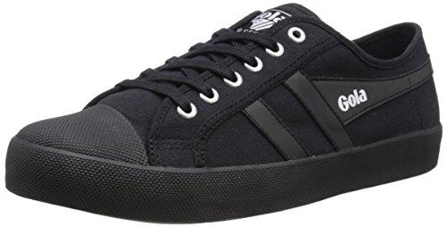 Gola Men's Coaster Fashion Sneaker, Black/Black/Black, 9 UK/9 M US