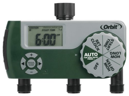 Garden-Accessory-Irrigation-Timer-Automatic-Digital-Eco-Series-3-Port