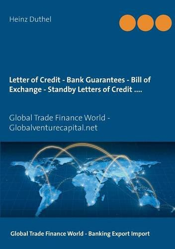 Buchcover: Letter of Credit - Bank Guarantees - Bill of Exchange (Draft) in Letters of Credit