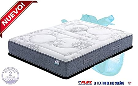 Matelas simple Matelas Viscoélastique Fir. Med. 150 x 190