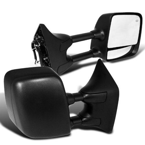 New Door Mirror Glass Replacement Passenger Side Heated For Nissan Titan 04-08