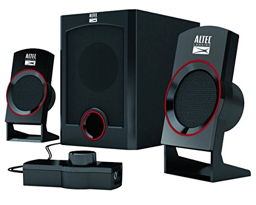 Altec Lansing Circus AL-SND313M 2.1 Wired Home Audio Speaker (Next Best 4299) discount deal