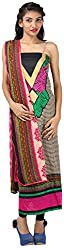 Hardy's Style Women's Pashmina Dress Material (HS-2, Multi Color)