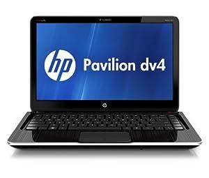 HP Pavilion dv4-5110us 14-Inch Laptop (Black)