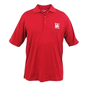 Nebraska Cornhuskers Antigua Mens Phoenix Polo by Antigua