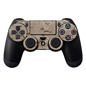 Protective Vinyl Skin Decal Cover for Sony PlayStation DualShock 4 Controller Sticker Skins Desert Camo