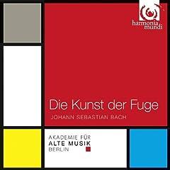 Die Kunst der Fuge, BWV 1080: Contrapunctus 2. Einfache Fuge �ber das Thema in seiner Urgestalt, a 4