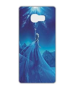 Techno Gadgets Back Cover for Samsung Galaxy A5(2016)