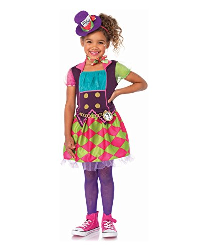 Mad Hatter Girls Costume deluxe