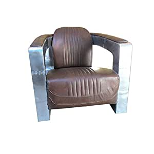 Amazon.com - Aviator Club Chair Spitfire Arms -Vintage ...