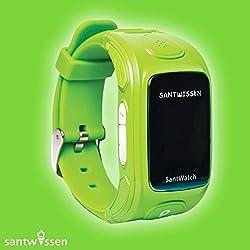 Santwissen ST01 Smartwatch (Green)