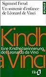 Un souvenir d'enfance de Léonard de Vinci / Eine Kindheitserinnerung des Leonardo da Vinci (édition bilingue) par Freud