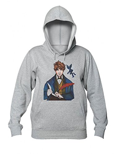 Fantastic Beasts and Where to Find Them Movie Character Newt Scamander Women's Hoodie Small