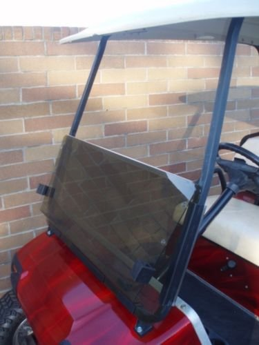 TINTED Windshield for Club Car DS Golf Cart for years 2000+ (Windshield For Golf Cart Club Car compare prices)