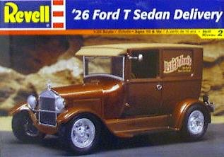 '26 Ford T Sedan Delivery