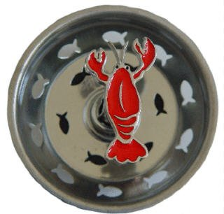 LOBSTER Kitchen decor Sink Strainer
