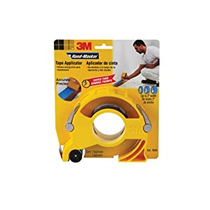 3M Hand-Masker Tape Applicator, 6.5-Inch by 5.7-Inch by 2.7-Inch (TA20)