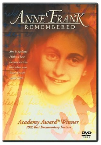 Anne Frank Remembered [DVD] [Region 1] [US Import] [NTSC]