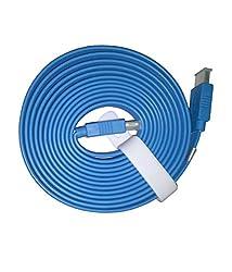 Digitek HDMI 1.4 Version Flat 19-Pin Cable 3 Meters