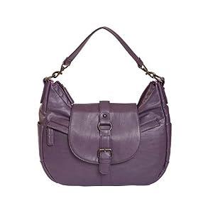 Kelly Moore B-Hobo Bag - Lavender Purple