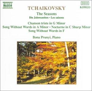 Tchaikovsky: Seasons/Chanson