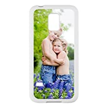 buy Stylish Design Print Creative Colorful Flower Cornflower Bluebonnet 3D Waterproof Case For Samsung Galaxy S5 Mini Laser Cover-5