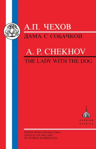 the irony of events in lady with a dog by anton chekhov Original story: anton chekhov adaptor and director: mark giesser reviewer: home / drama / the lady with a dog - white bear theatre, london the lady with a dog - white bear theatre, london posted by.
