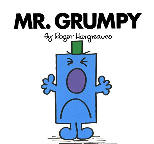 Mr. Grumpy (Mr. Men and Little Miss) - Roger Hargreaves