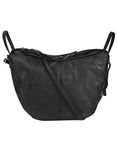 Bench Leadup Borsa Donna Jet Nero