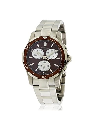 Swiss Army Women's 241502 Brown Stainless Steel Watch