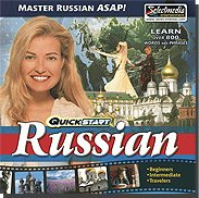 QuickStart Russian Audio CD