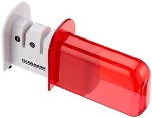 Fackelmann 42179 Aiguiseur pour Couteaux Barracuda Céramique